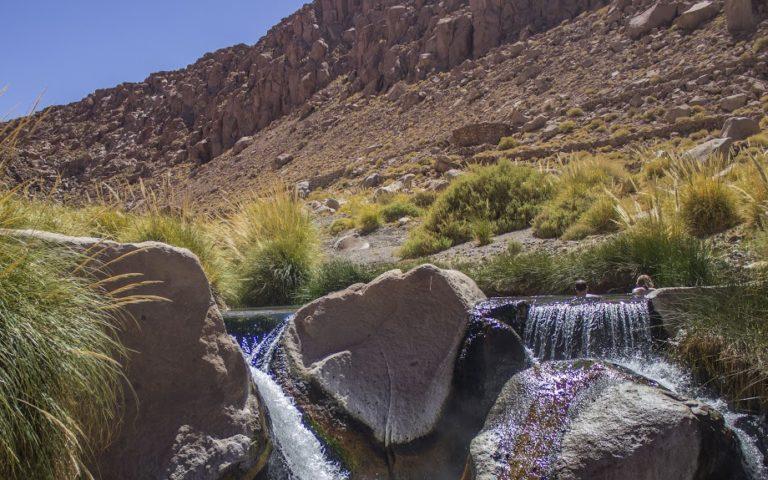 Tour Termas de Puritama San Pedro de Atacama Chile
