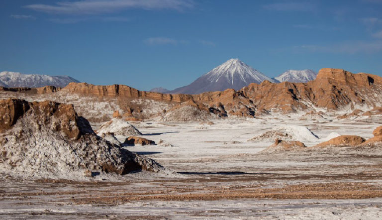 Tour Valle de la Luna San Pedro de Atacama Chile