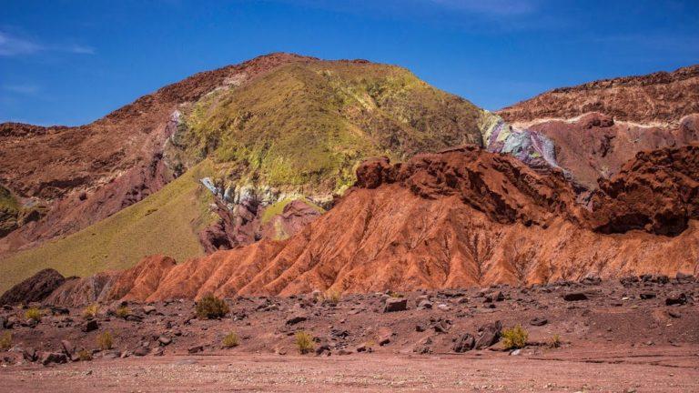 Tours Vallée de l'Arc-en-ciel | San Pedro de Atacama