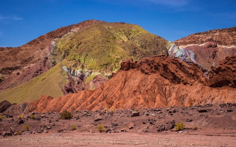 Tour Valle del Arcoíris San Pedro de Atacama Chile