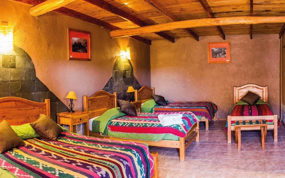 Habitación Familiar Hotel Dunas San Pedro de Atacama Chile